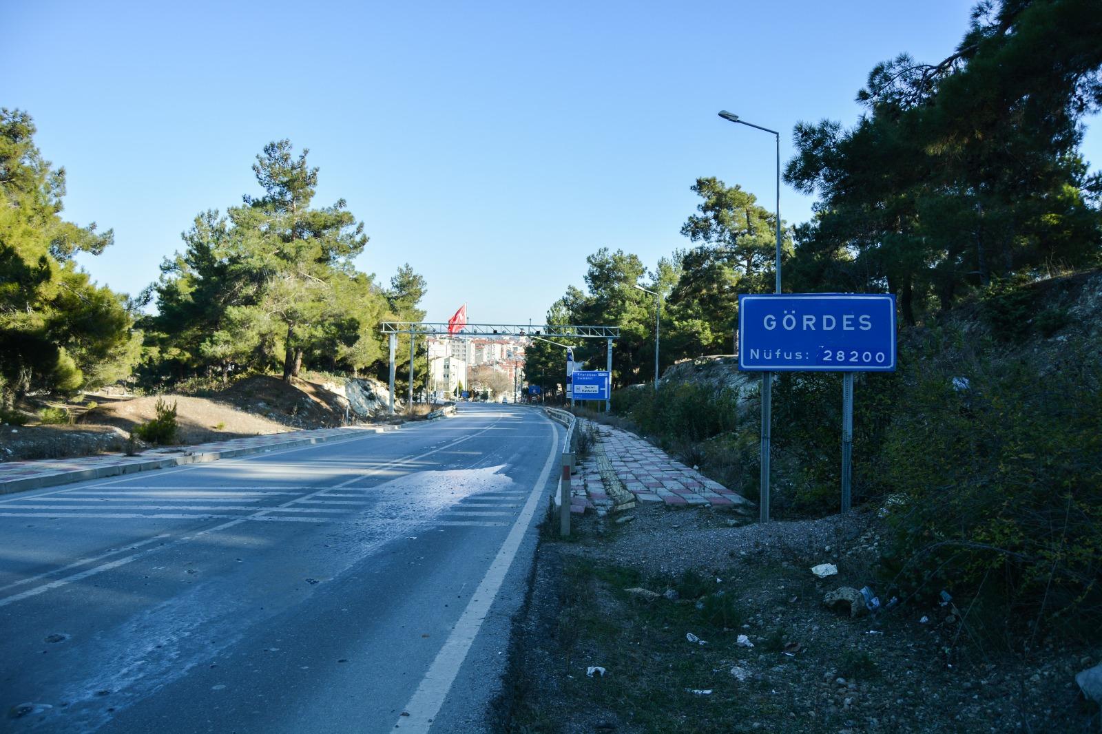 İsmail Aybey'den Gördes Fotoğrafları