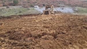 Dutluca'ya Yeni HİS Göleti
