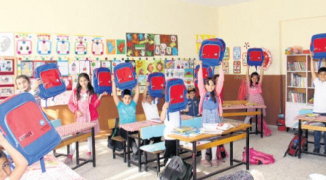 Köy Okulları Yüzyüze Eğitime Başlıyor