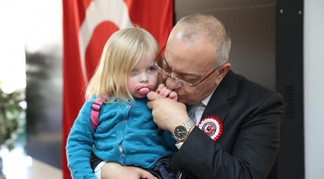 Başkan Ergün Ulusal Egemenlik ve Çocuk Bayramını Kutladı