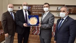Rektör Ataç, Meslek Yüksekokulunu Ziyaret Etti