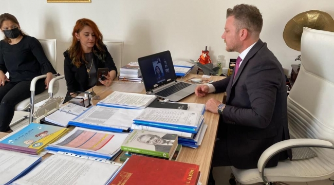 MABEM'de Eğitim Online Devam Ediyor