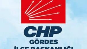 CHP İlçe Başkanlığından Doğalgazla İlgili Basın Açıklaması