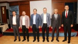 6 Partinin İl Başkanı Bir Araya Geldi