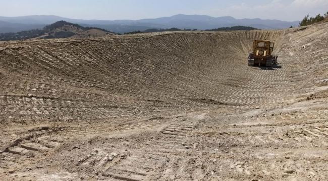 Boyalı'ya Yeni HİS Göleti