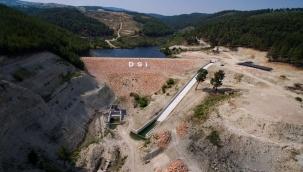 Karayağcı Barajından Bereket Akacak