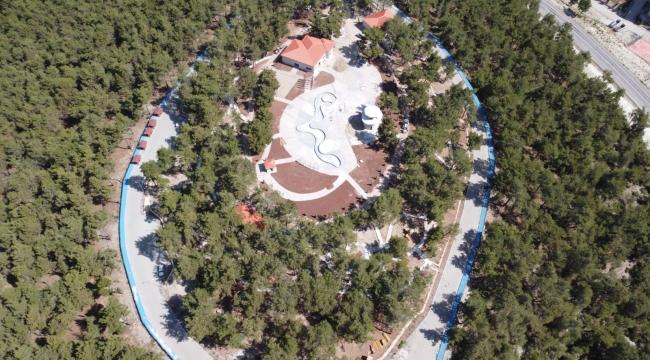 Millet Bahçesi Projesi Gördes'e Değer Katacak
