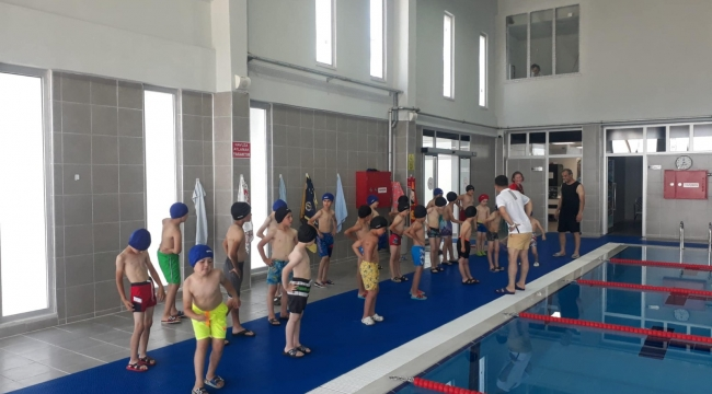 5 Branşta Yaz Spor Okulları Devam Ediyor