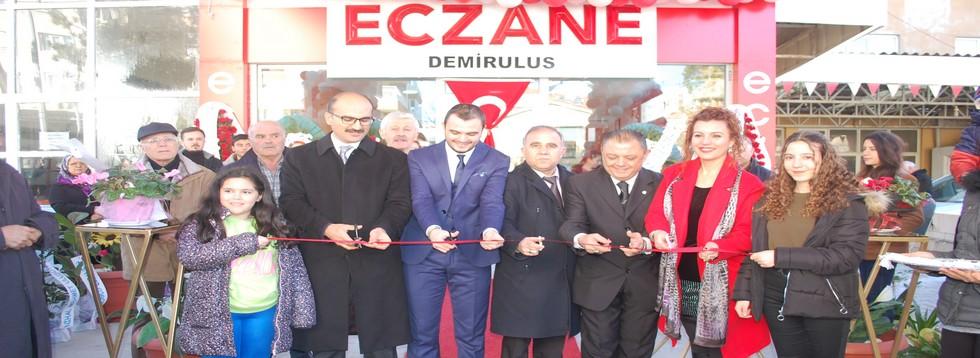 Demirulus Eczanesi Açıldı