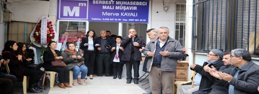 Merve Kayalı Mali Müşavirlik Bürosu Açıldı