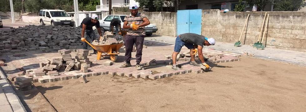 Bozulan Şehiriçi Yollar Onarılacak