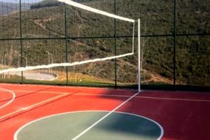 10 Eğitim Kurumuna Spor Sahaları Yapılacak