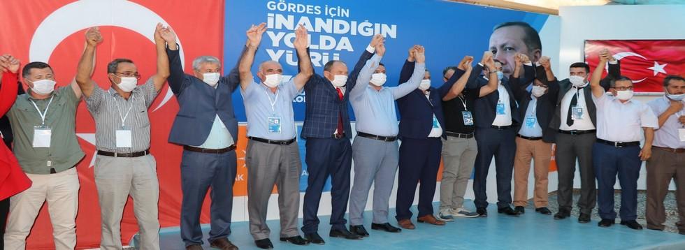 Ak Parti Rıza Dilcan'la Devam Dedi