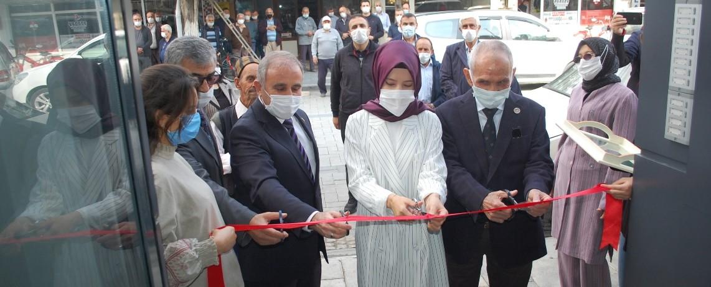 Av.Fatma Merve Kaya Hukuk Bürosu Açıldı