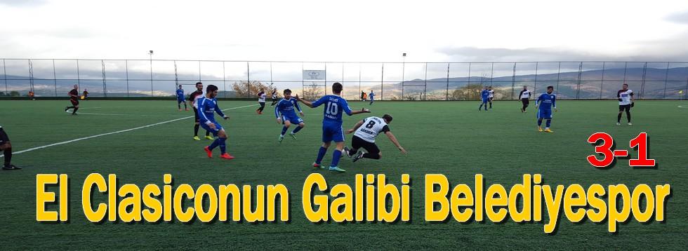 El Clasiconun Galibi Gördes Belediyespor