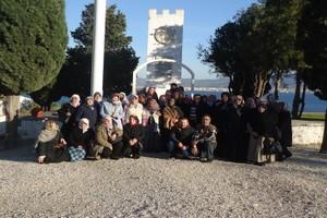 Gördes Belediyesinden Çanakkale Gezisi