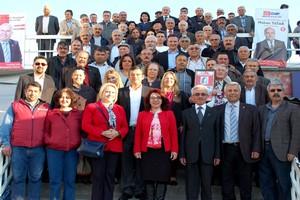 CHP Adayı Özgür Özel Gördes'te Konuştu