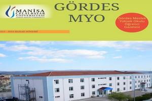 Gördes MYO Gazetesi Yayına Başladı