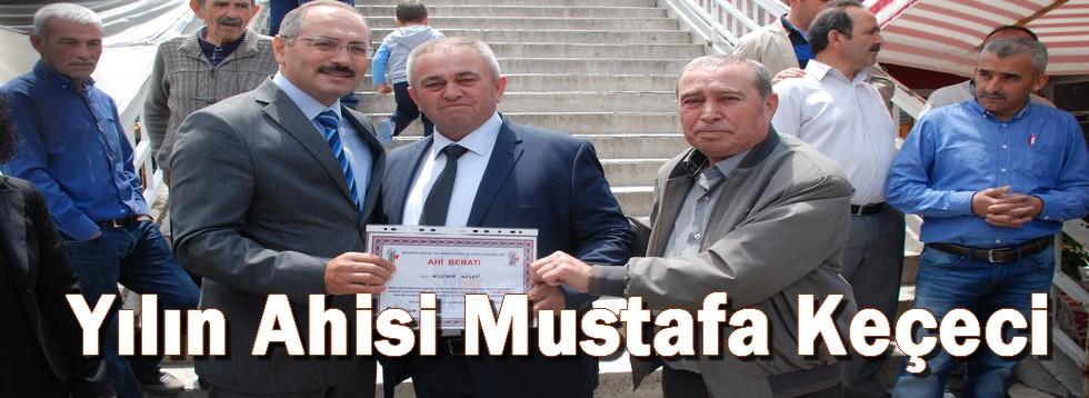 Yılın Ahisi Mustafa Keçeci