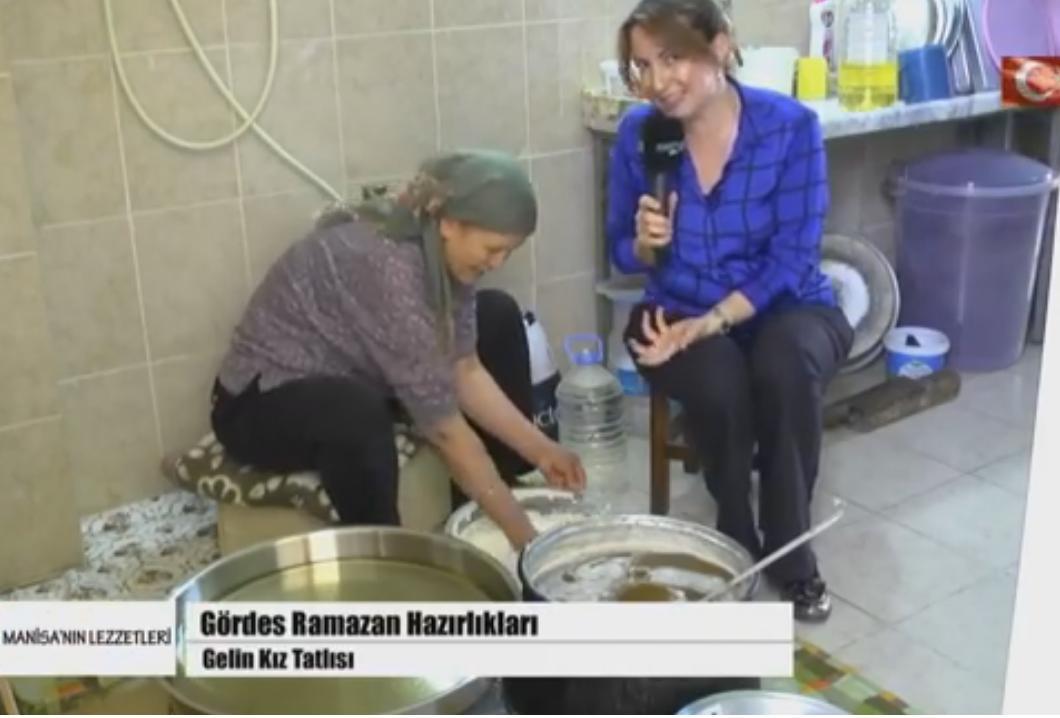 Büyükşehir Belediyesi Web TV- Manisanın Lezzetleri Programı